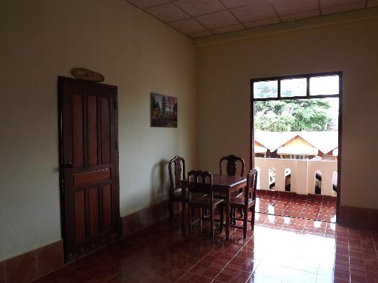 Vieng Thara Guesthouse: Lobby area