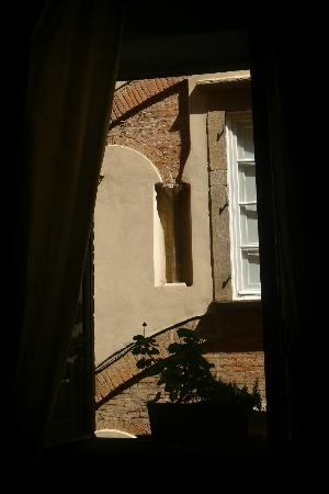 Bed & Breakfast La Romea: view from room