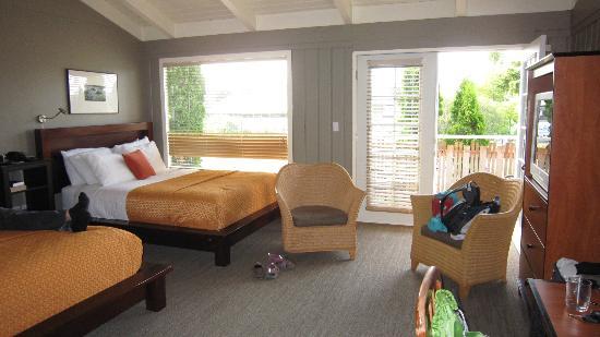 Earthbox Inn & Spa : Sun Place Room