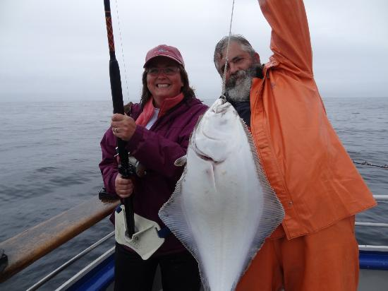 Bob's Trophy Charters - Day Trips: Happy Ending