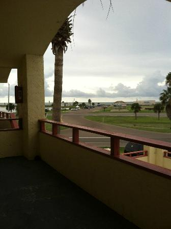 Days Inn Rockport : View from balcony