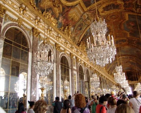 hall of mirrors versailles palace picture of chateau de versailles versailles tripadvisor. Black Bedroom Furniture Sets. Home Design Ideas