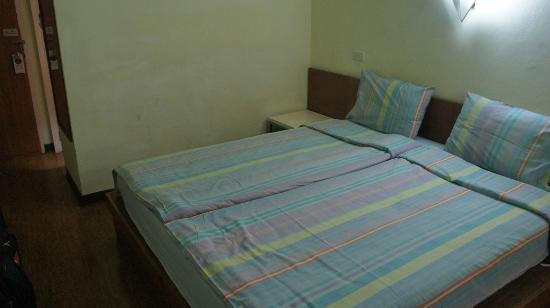 Mad Monkey Bangkok: Double Bed