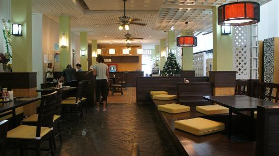 Bhiman Inn: Dining area