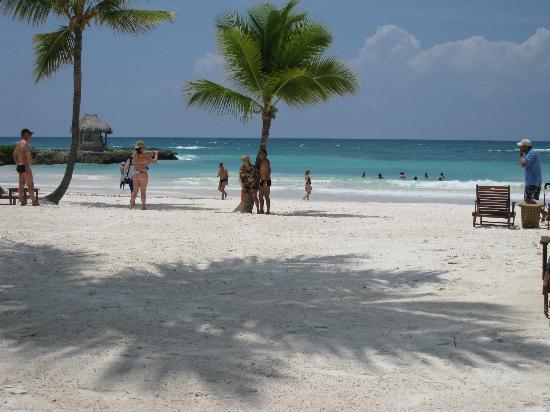 Xeliter Caleton Villas Cap Cana: Beach