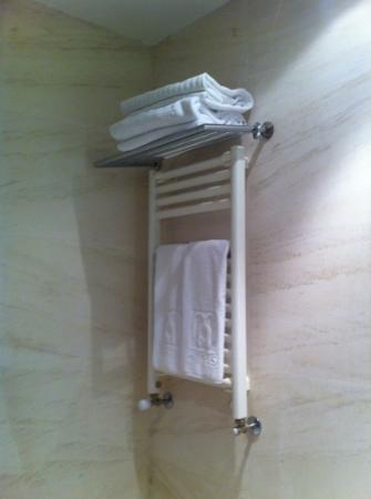 Barcelo Granada Congress: toalhas novas