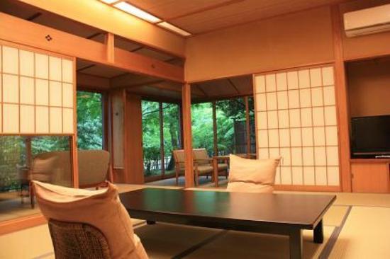 "Yumeya: Room named ""Sawarabi"""