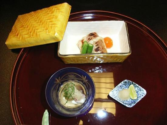 "Yumeya: Grilled ""Amadai""(Branchiostegus )"