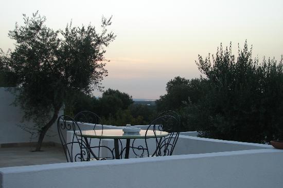 Corte Di Ferro Hotel & Wellness Resort : tramonto