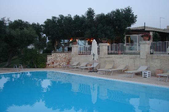 Corte Di Ferro Hotel & Wellness Resort: piscina