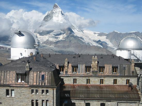 Mt. Gornergrat: Gornergrat, Sphinx and Matterhorn views