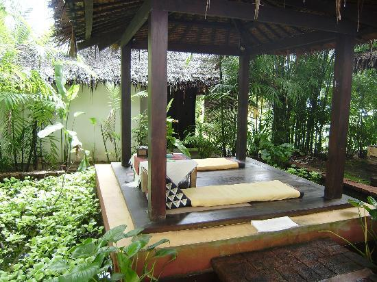 Koyao Island Resort: Spa area