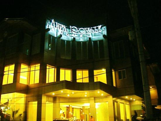Anfa Royale Hotel: anfa hotel