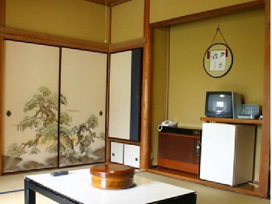 Minshuku Tsubakiso : 温泉民宿 椿荘