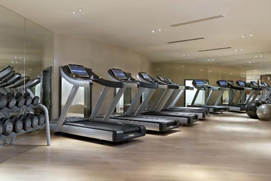 The Langham Shanghai Xintiandi: gym
