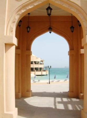 Novotel Bahrain Al Dana Resort: Beach
