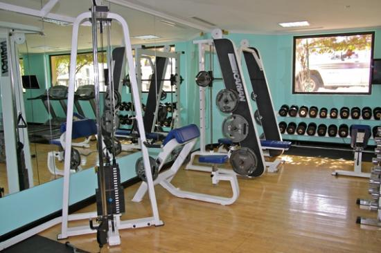 Novotel Bahrain Al Dana Resort: Gym