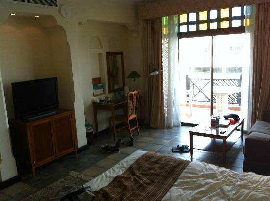 Novotel Bahrain Al Dana Resort: Room