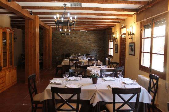 Restaurante Valle del Jerte Los Arenales