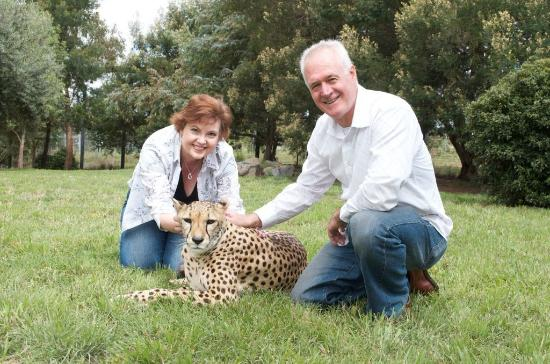 Canberra, Australia: Meet a Cheetah Encounter