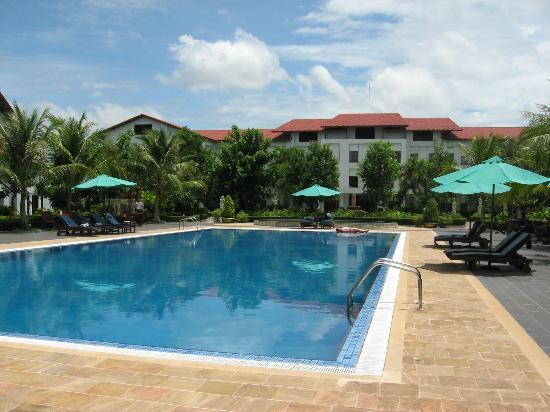 Paradise Angkor Villa Hotel: The Pool