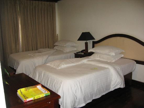 Paradise Angkor Villa Hotel: One of the 4 bedrooms