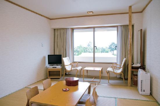 Kenkobunkamura Culture Resort Festone: 和室
