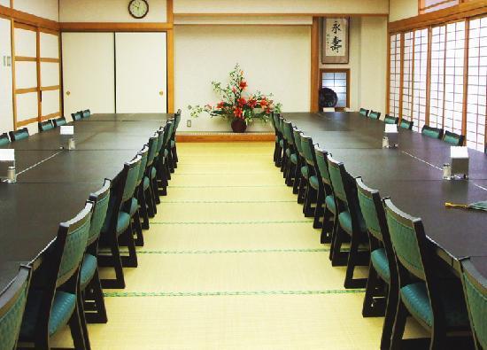 Kenkobunkamura Culture Resort Festone: 宴会場