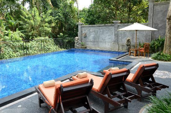 Pondok Pundi Village Inn & Spa: Pool