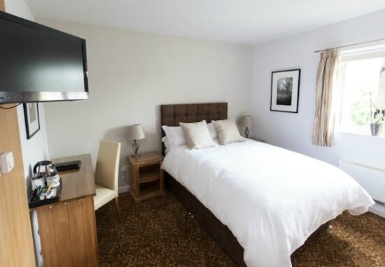 Churchill Court Hotel: Double Room