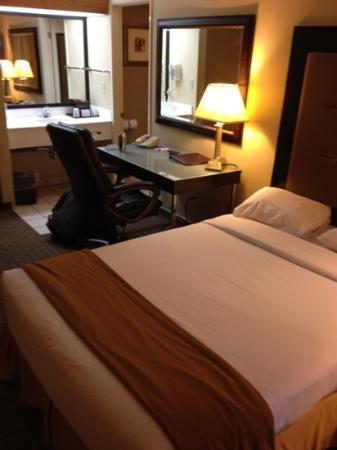 Hotel Silver Lake Los Angeles: very motel