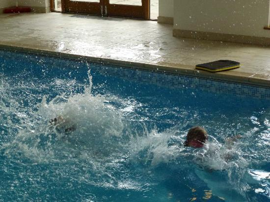 South Coombe Country Cottages: Swimming Pool