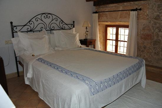 Cas Comte Petit Hotel & Spa: Sleeping loft