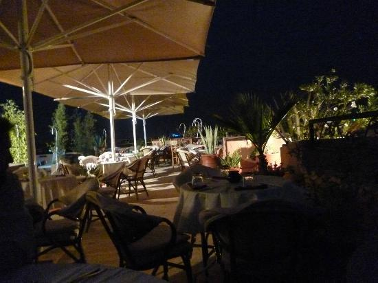 Amani Hotel Appart: Rooftop Terasse 2