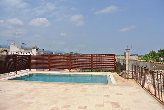 Cas Comte Petit Hotel & Spa: The pool