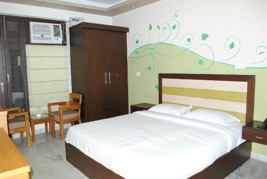 Anand Villa: Green Deluxe Room