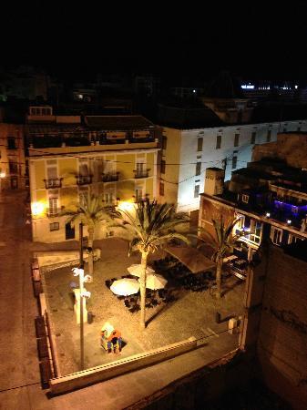 Apartamentos de Luz: Nice view from our room!