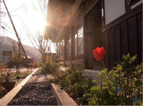 Miyama Heimat Youth Hostel : 美山 ハイマート ユースホステル