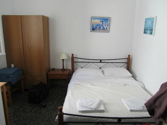 Galini Hotel: camera