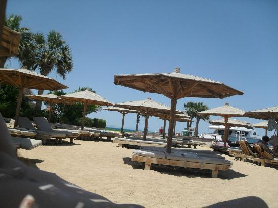 Safir Hotel Hurghada : Beach