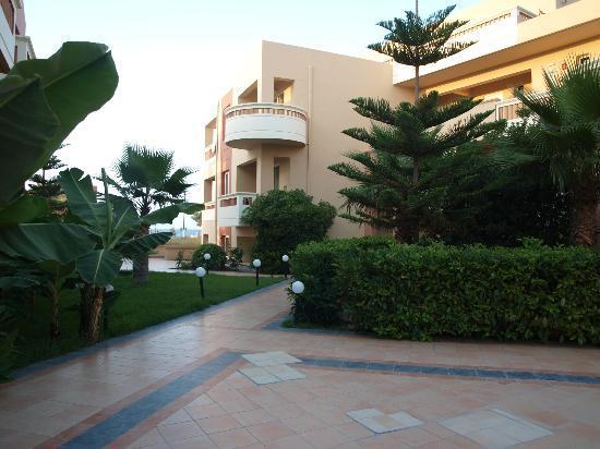 Castro Beach Hotel : hotel
