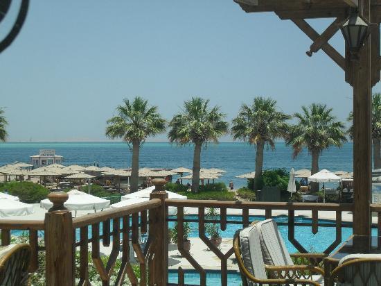 Safir Hotel Hurghada : The beach