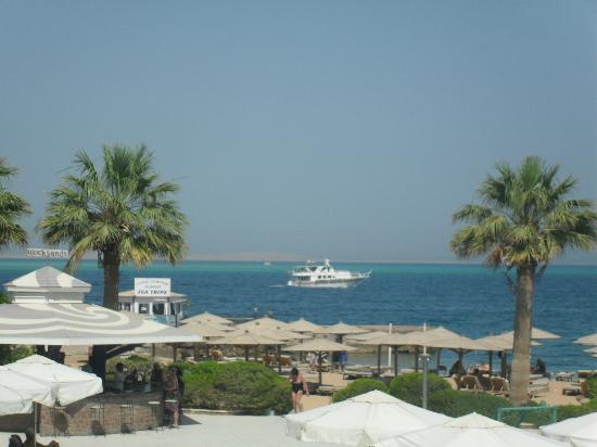 Safir Hotel Hurghada : the dock