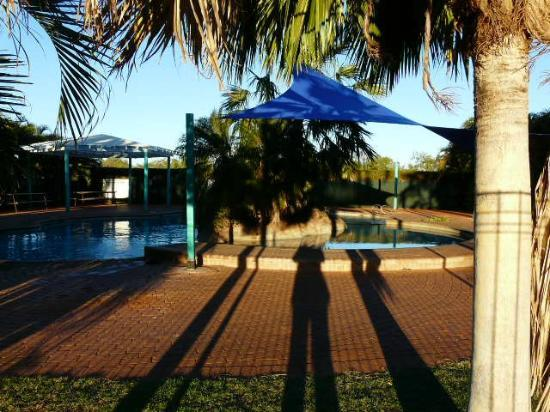 Broome Vacation Village : The pool area