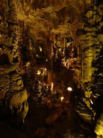 La Grotte des Demoiselles : Haupthöhle