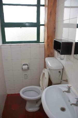 Kenya Comfort Hotel: Bathroom was okay