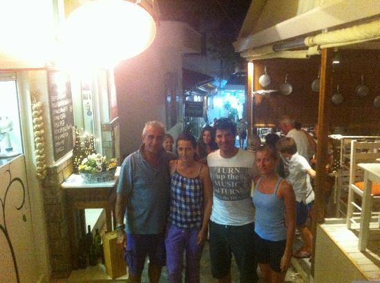 Lo & La: Sakis Rouvas