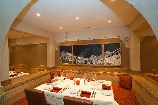 Pontresina, Schweiz: Il Caravaggio Restaurant