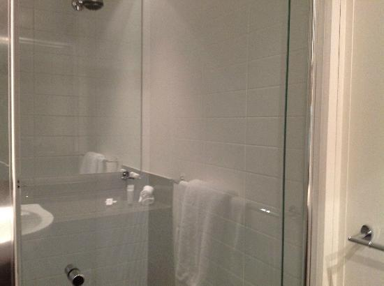 The Sebel Launceston: Shower - not such a good shower head