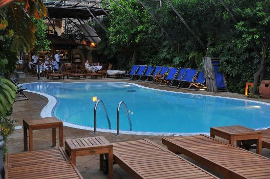 Villaggio Verde: The Pool and Bar